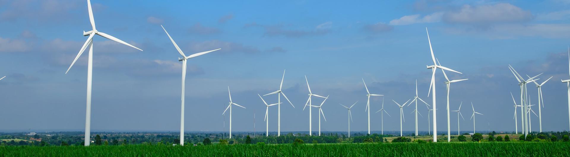 Windenergie-Ausbau stockt