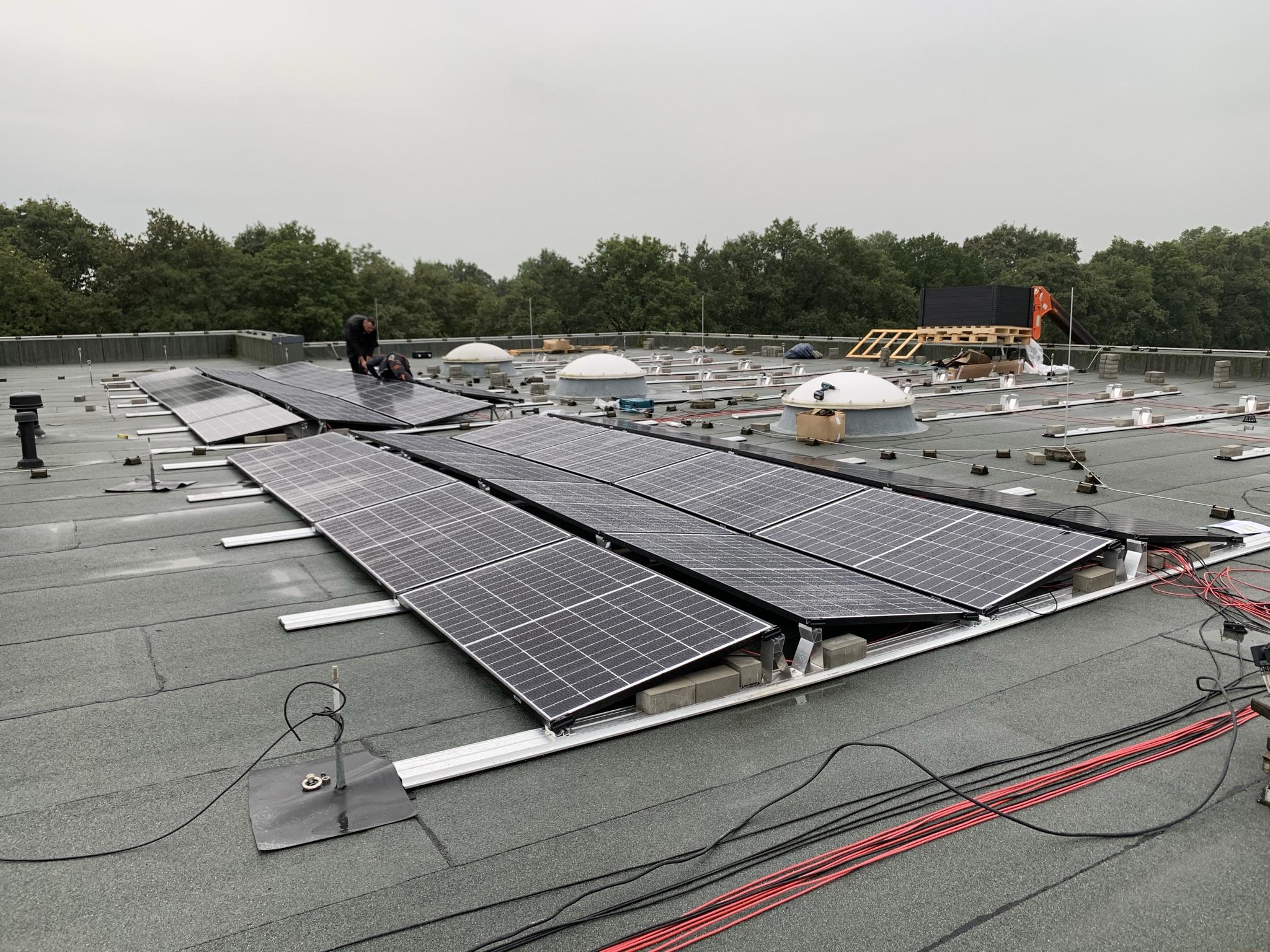 Nachhaltiges Firmengebäude