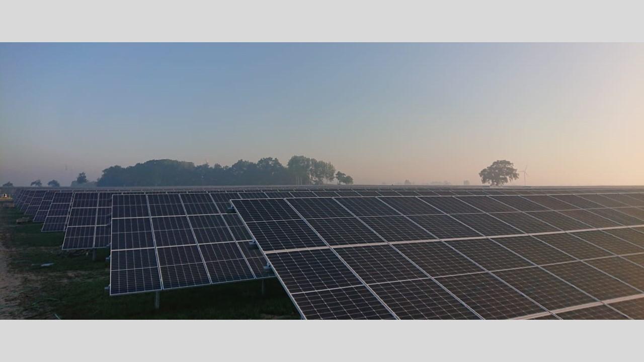 Solarpark Burhafe